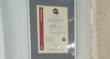 Certificados por el mundo